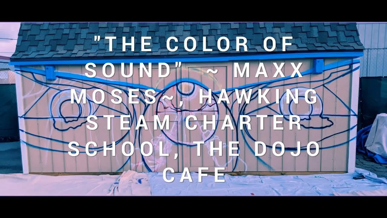 The Color of Sound With Maxx Moses