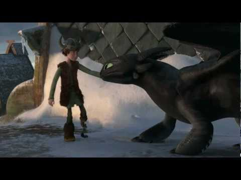 """Gift of the Night Fury - """"Hiccup & Toothless Flight"""" Clip thumbnail"""