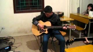 Người đàn bà hóa đá : guitar thái nguyên+guitar cntt thái nguyên