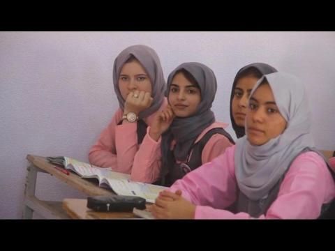 أخبار حصرية - الموسيقى تتحدى #داعش بالمدارس في بنغازي  - 20:22-2017 / 4 / 21