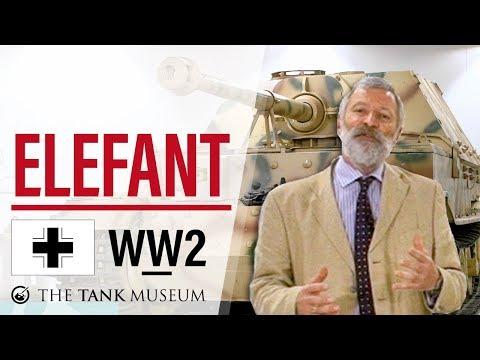 Tank Chats #42 Elefant | The Tank Museum