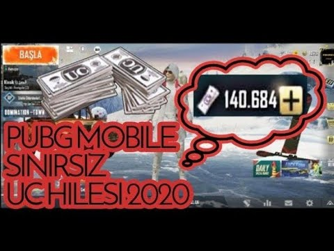 Pubg Mobile Sinirsiz Uc Hilesi Uc Hack Youtube