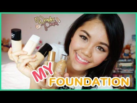Review : My Foundation รองพื้นทั้งหมดในกรุ