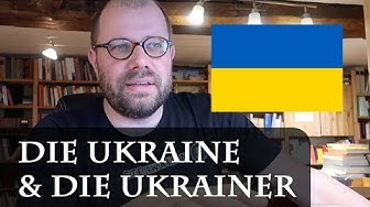 Über die Ukraine und die Ukrainer - Oder: Was ist eigentlich eine Ethnie?