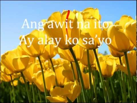 Awit kay Inay by Carol Banawa w/ lyrics