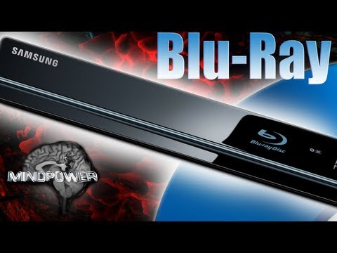Unboxing the Samsung BD-EM57C Blu-Ray/DVD Player - MindPower009