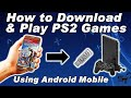 Gambar cover PS2 Games Download & Play | Copy Games in PS2 Using Your Phone - @SINGH TECH @SinghTechGaming