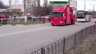Олимпийский огонь в Белгороде 2