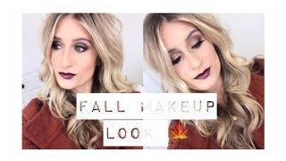 Fall Glam Makeup Look | Beauty at Tiffany's
