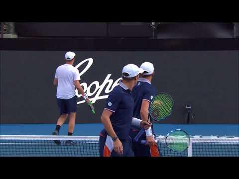 Australia v USA Men's Doubles Final Highlights | World Tennis Challenge 2018