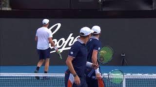 Australia v USA Men\'s Doubles Final Highlights | World Tennis Challenge 2018