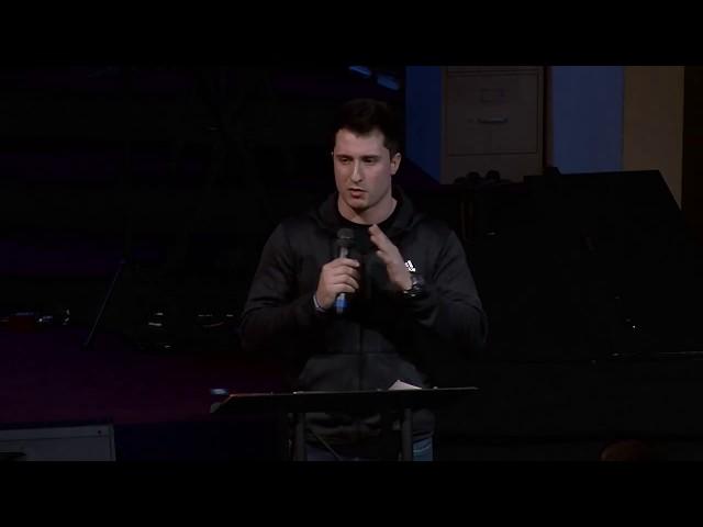 Prayer - Anton Verner | The Fundamentals | One Way Youth
