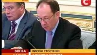 Черновецкий все-таки получил нагоняй от Ющенко(Он их поругал, и они признательны ему за это. Так как долго ждали встречи ..., 2009-03-04T18:11:44.000Z)