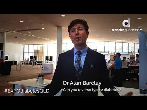 Alan Barclay - Can you reverse type 2 diabetes?