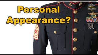 The Importance of Personal Appearance