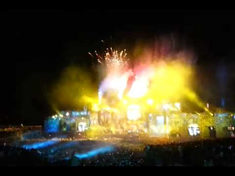 Tomorrowland 2013 - Steve Aoki Final Show