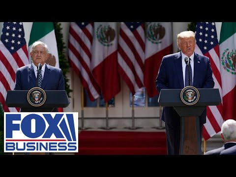 Trump: USMCA 'will bring countless jobs from overseas back to North America'