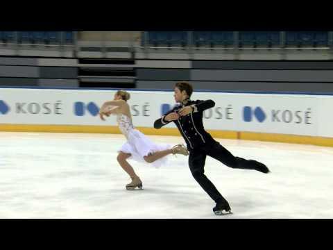 2015 ISU Jr Grand Prix Bratislava Ice Dance Rachel Parsons / Michael Parsons USA