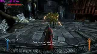 Castlevania Lords Of Shadow 2 Demo pc ultra 1080p gameplay
