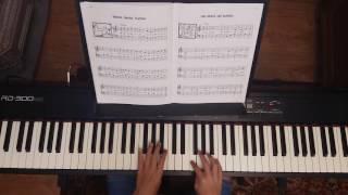 Backe, backe, Kuchen - Kinderlieder am Klavier