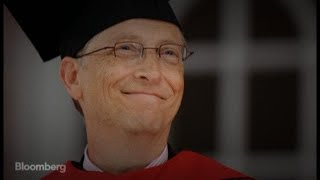 The World's Five Wealthiest College Dropouts