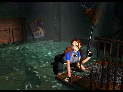 Let's Play Tomb Raider II - Level 9: Living Quarters (Massachusetts*)