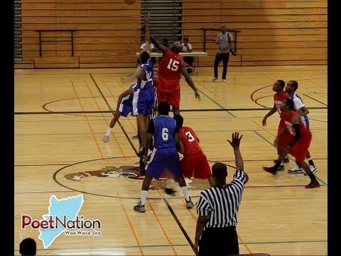 Somali Basketball Championship 2012 - Via Roma vs Ohio - Full Game