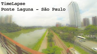 TimeLapse # Ponte Laguna # GoPro # Robson Real