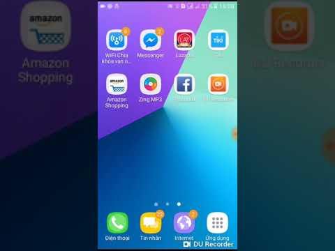 Hướng dẫn xóa bộ nhớ, tải ứng dụng trên điện thoại Samsung J2