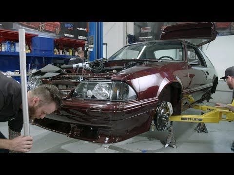 2019 Mustang Week to Wicked—1990 Fox Body Mustang Day 3