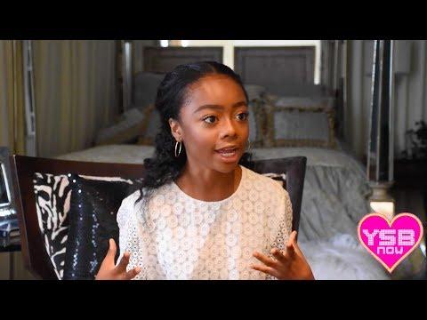 EXCLUSIVE: Disney Channel Star Skai Jackson Shares Her Style Secrets!