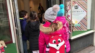 Winter Camp for Kids in Zurich - Zoological Museum & Academicus Atelier