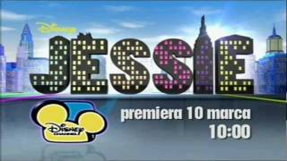 Disney Channel Poland - JESSIE - Premiere Promo