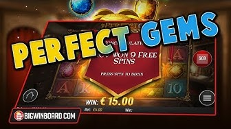 PERFECT GEMS (PLAY'N GO) ONLINE SLOT