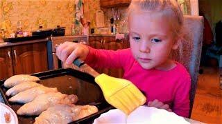 Пироги по колхозному