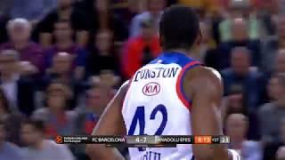 24.04.2019 / Barcelona Lassa - Anadolu Efes / Bryant Dunston