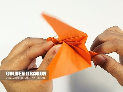 Instructions how to make paper dragon.… Stock Photo 331789706 ... | 360x480