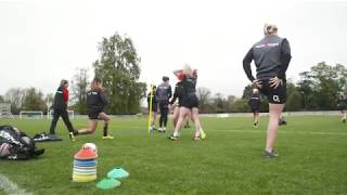 Simon Amor on his Rugby World Cup 7s squads