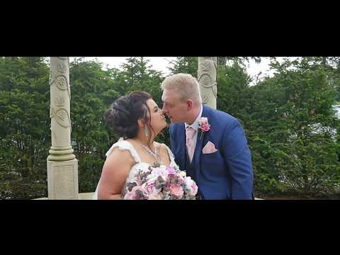 Northern Ireland Wedding Video, Tullyglass House, Sharon & Jamie Wedding Film