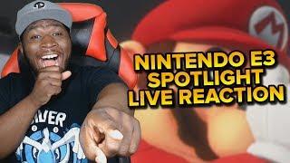 Nintendo Spotlight: E3 2017 [LIVE REACTION] [FULL]