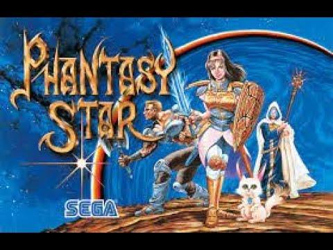 Phantasy Star (Master System) - Parte 1