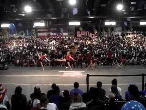 DBHS 2010 Spring Sports Rally part 1