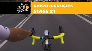 GoPro Highlight - Stage 21 - Tour de France 2017