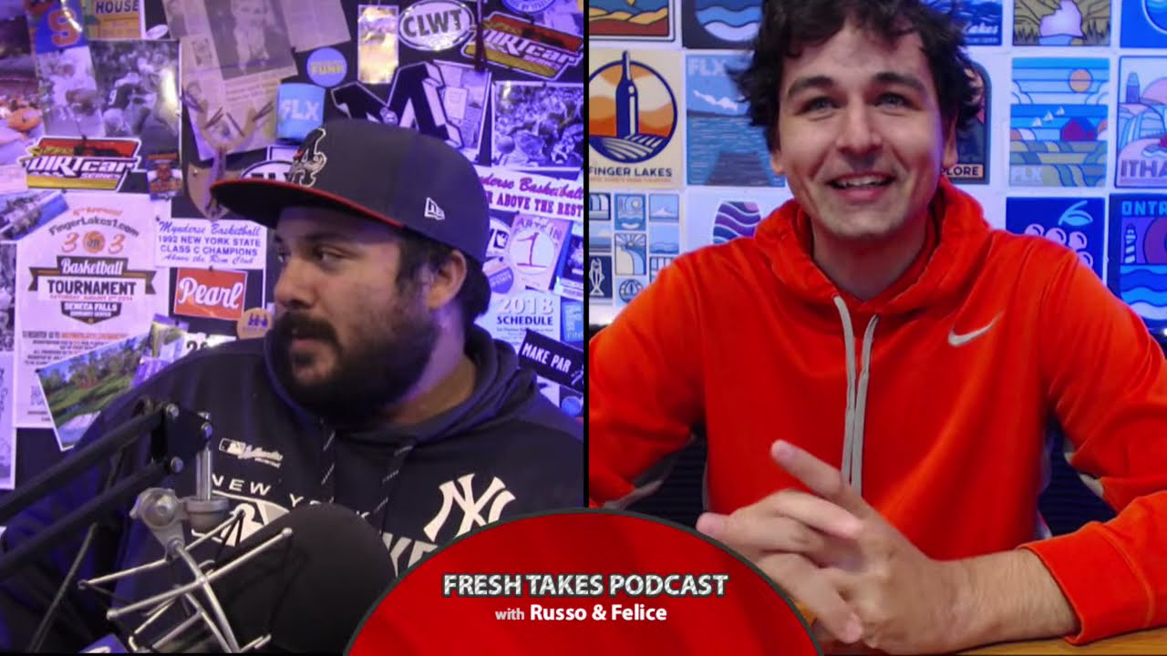 FRESH TAKES W/ RUSSO & FELICE 10/19/21 (podcast)