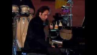 JUANITO VALDERRAMA Y MANOLO CARRASCO PIANISTA COMPOSITOR DIRECTOR MUSICAL