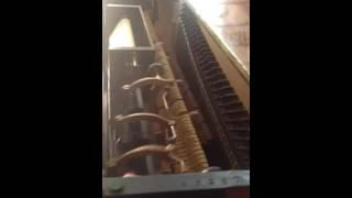 Pianola Farrand , piano pneumatique