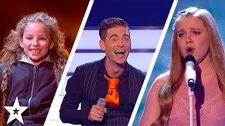 Issy Simpson & Matt Edwards | Britain's Got Talent 2017 2nd Semi Final Auditions