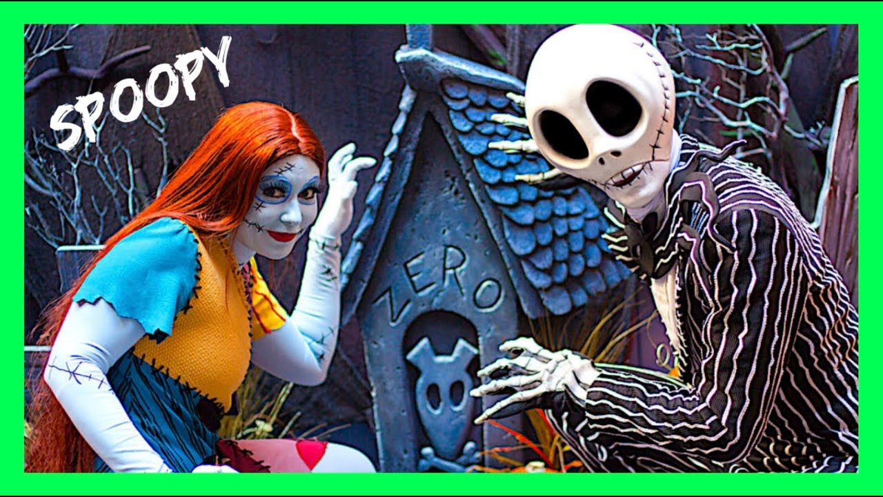 Dating Advice With Jack Skellington Sally Meet And Greet