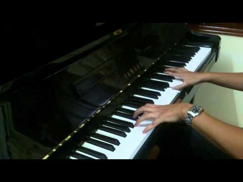 To Love You More - Celine Dion (piano cover)