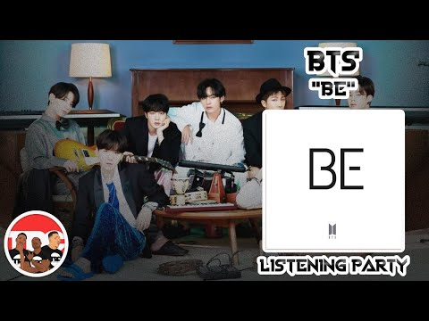 "BTS ""Fly To My Room"" ""Be"" Album Listening Party"